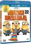 Universal Pictures Minionki rozrabiają 3D + 2D