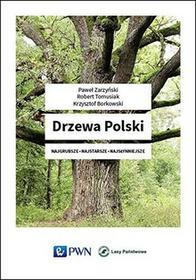 Wydawnictwo Naukowe PWN Drzewa Polski - Paweł Zarzyński, Tomasiak Robert, Krzysztof Borkowski