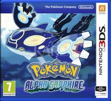 Pokemon Alpha Sapphire Limited Edition 3DS