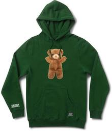Grizzly bluza Childhood Pullover Hoody Forest Green FGRN)