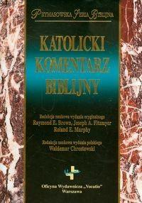 Vocatio Oficyna Wydawnicza Katolicki Komentarz Biblijny Tw - Waldemar Chrostowski