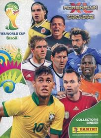 Adrenalyn XL. Klaser 2014 Fifa World Cup Brasil