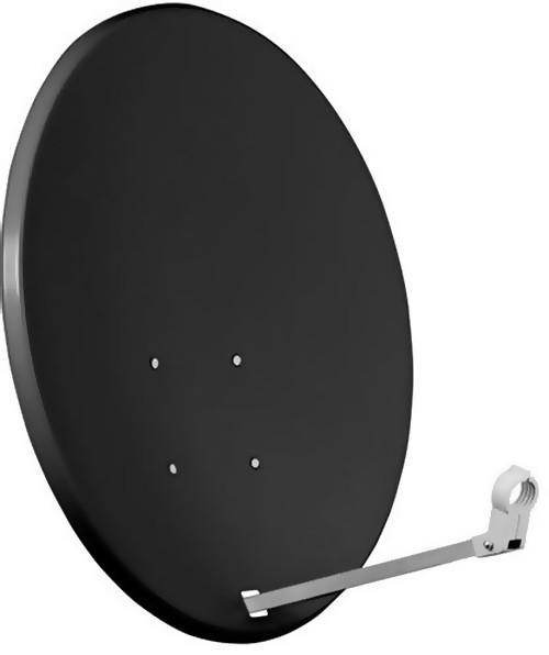CORAB Antena satelitarna stalowa 80cm X80-C