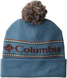 CSC Columbia logo Beanie Clematis Blue CU9927