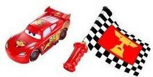 Mattel Cars Sterowany Zygzak McQueen DPL07