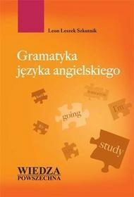 Wiedza Powszechna Leon Leszek Szkutnik Gramatyka języka angielskiego