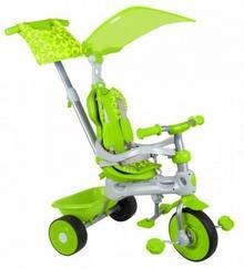 Madej Baby Trike 3w1 zielony