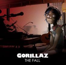 EMI Records Ltd Gorillaz The Fall