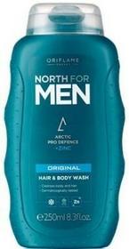 Oriflame Szampon do włosów i ciała - North For Men Original Hair&Body Wash Szampon do włosów i ciała - North For Men Original Hair&Body Wash