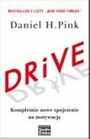 Studio Emka Drive. Kompletnie nowe spojrzenie na motywację - Daniel H. Pink