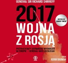 Rebis 2017 Wojna z Rosją (audiobook CD) - Richard Schirreff