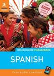 Rough Guide Hiszpania rozmówki Rough Guide Spanish Phrasebook
