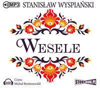 Wesele (audiobook CD) - Stanisław Wyspiański