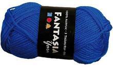 Creativ Włóczka akrylowa - niebieski 421760