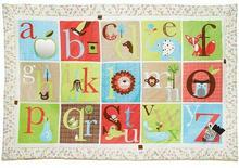 Skip Hop Mata edukacyjna dla dzieci - pled Mega Alfabet, 307305