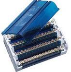 Pawbol Blok rozdzielczy listwa łączeniowa mocowana na szyne TH35 4x15 125A/500V