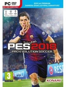 Pro Evolution Soccer 2018 Premium Edition PC
