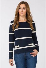 Monnari Elegancki sweterek w paski