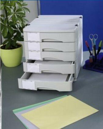 ROTHO Pojemnik na dokumenty 10 szuflad A4 Rotho PROFILINE 1107108853