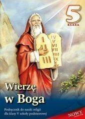 Wydawnictwo Diecezjalne Sandomierz - Edukacja Wierzę w Boga 5 Podręcznik - WYDAWNICTWO DIECEZJALNE