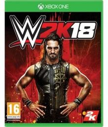 WWE 2K18 XONE