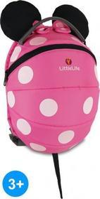 LittleLife Duży Plecak Disney Myszka Minnie - PINK Zwrot w 30 dni FREE. L12440