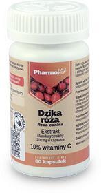Pharmovit Dzika róża 10% witaminy C 60kp Pharmovit