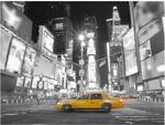 Oobrazy Fototapeta Taxi in New York, 2 elementy, 200x150 cm
