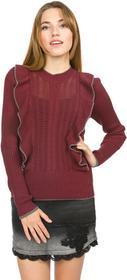 Vero Moda Mendota Sweater Czerwony S (190146)