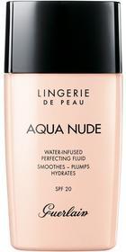 Guerlain Makijaż twarzy Lingerie de Peau Aqua Nude Podkład