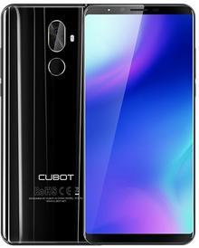 Cubot X18 Plus 64GB Dual Sim Czarny