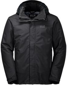 Jack Wolfskin Kurtka NORTHERN EDGE MEN black