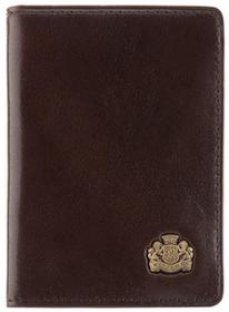 Wittchen 10-2-086-4 Etui na dokumenty brązowy