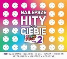 Najlepsze hity dla Ciebie Disco Polo Volume 2 CD) Various Artists
