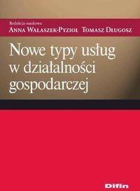 Difin Nowe typy usług w działalności gospodarczej - Difin