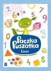 WSiP Anna Borchard, Joanna Dziejowska Paczka Puszatka. Liczę
