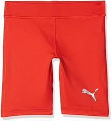 Puma spodnie dziecięce ligi Base Layer Short Skating Jr, czerwony, 176 655937 01