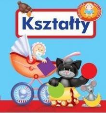 Kształty. Biblioteka maluszka Urszula Kozłowska