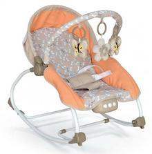 Baby Mix Leżaczek niemowlęcy Baby Mix BR 212-18 Beige