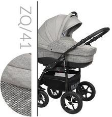 Baby-Merc ZipyQ 2w1 szary