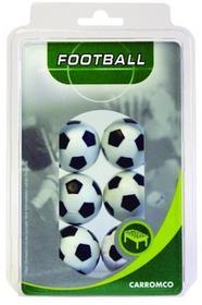 Carromco piłeczki do gry w piłkarzyki, - 62406