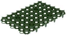 Blooma Kratka trawnikowa plastikowa 60 x 40 cm zielona 1300200