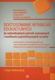 Harmonia Dostosowanie wymagań edukacyjnych - Renata Naprawa, Cecylia Mach, Krystyna Szczepańska