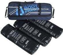 Ultimate Body Press Exercise sandbag with 3Water Filler Bags, 50105lbs BSBL-W