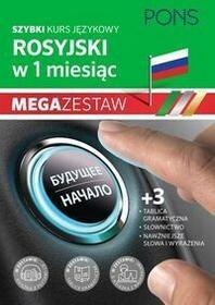 Rosyjski w 1 miesiąc Mega zestaw LektorKlett