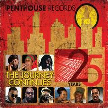 Penthouse Records 25 Years The Journey Continues CD+DVD) Various Artists