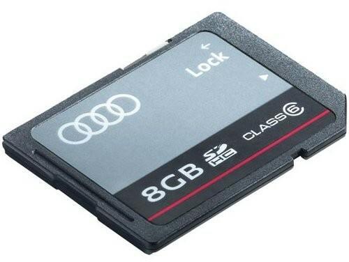 Audi 8r0063827f Karta Sdhc 8gb 8r0063827f Ceny Dane Techniczne