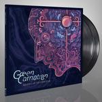Green Carnation Leaves Of Yesteryear Black LP. Winyl Green Carnation