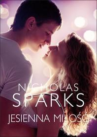 Albatros Nicholas Sparks Jesienna miłość