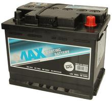 4MAX ECOLINE - 60Ah 540A P+